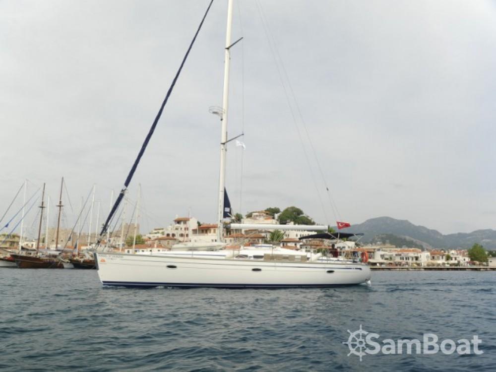 Bavaria Cruiser 46 zwischen Privatpersonen und professionellem Anbieter Marmaris