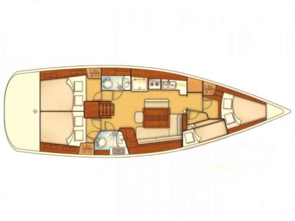 Bootsverleih Bénéteau Oceanis 43 Marmaris Samboat