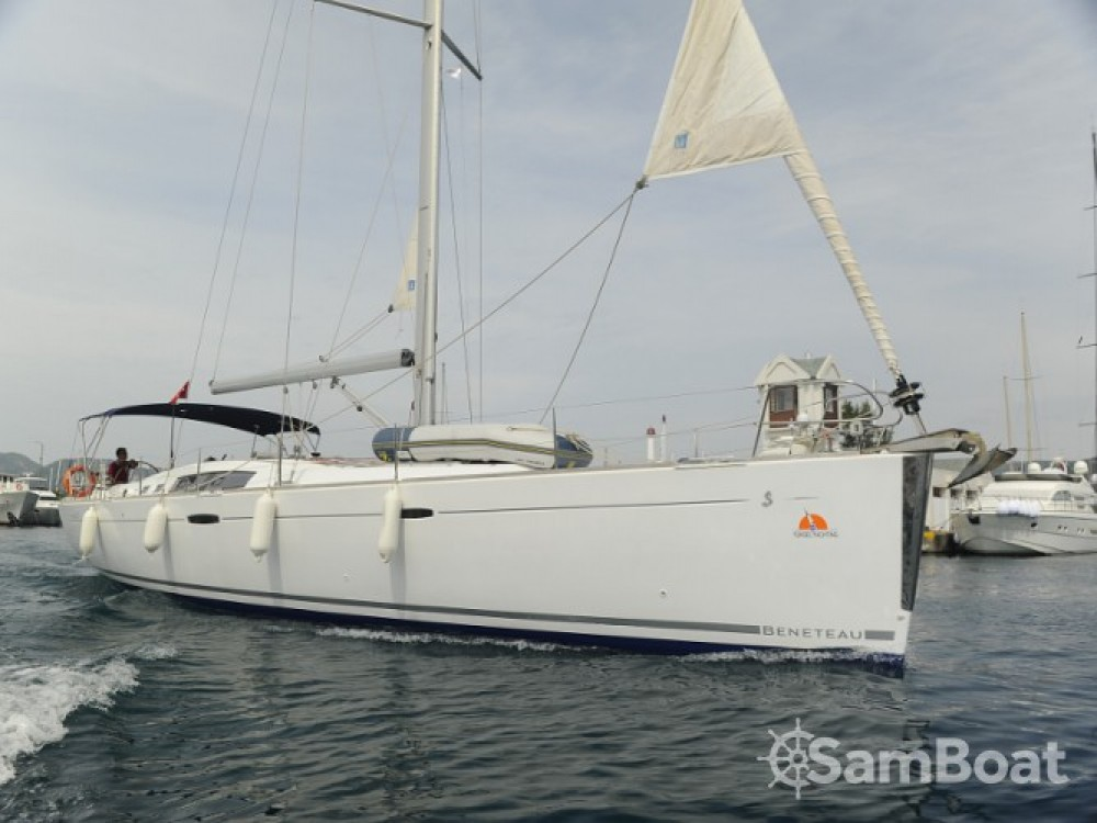 Yacht-Charter in Marmaris - Bénéteau Oceanis 54 auf SamBoat