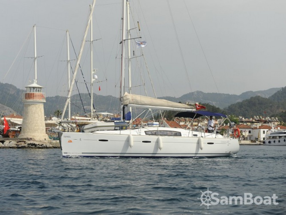 Segelboot mieten in Marmaris - Bénéteau Oceanis 40