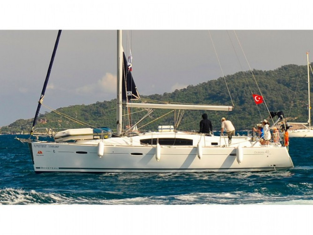 Bootsverleih Bénéteau Oceanis 40 Marmaris Samboat