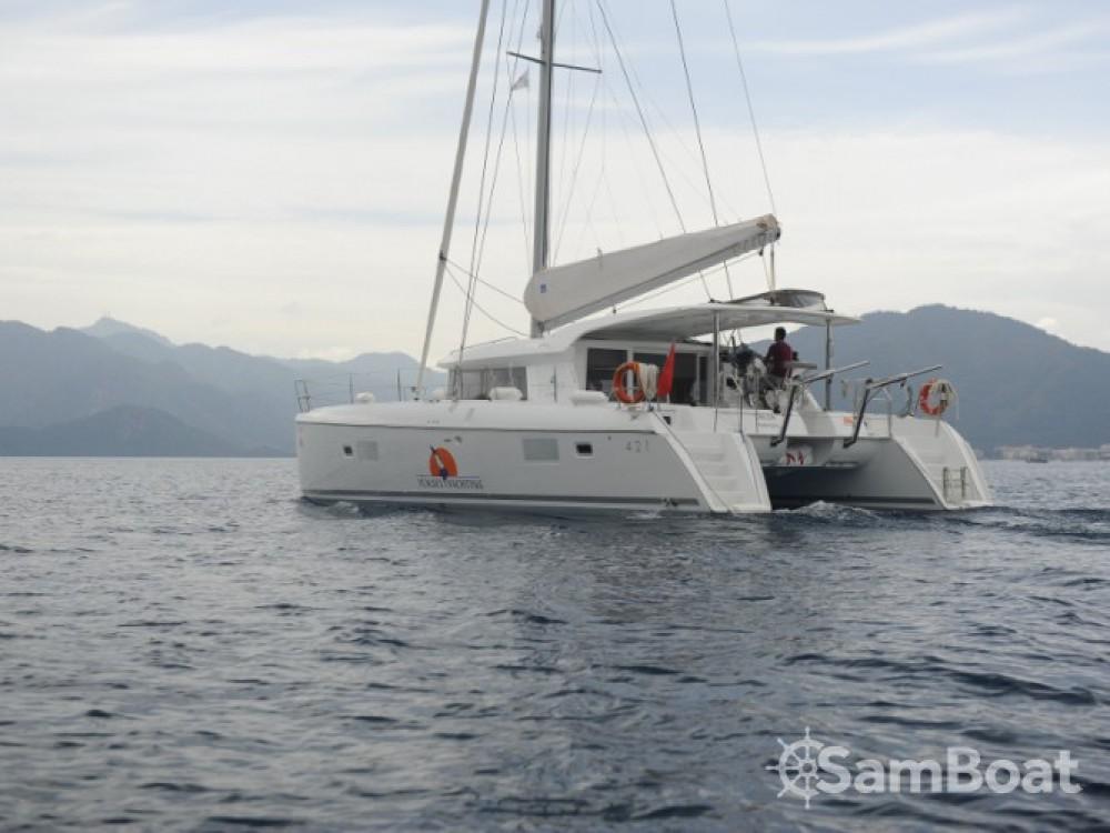 Katamaran mit oder ohne Skipper Lagoon mieten in Marmaris
