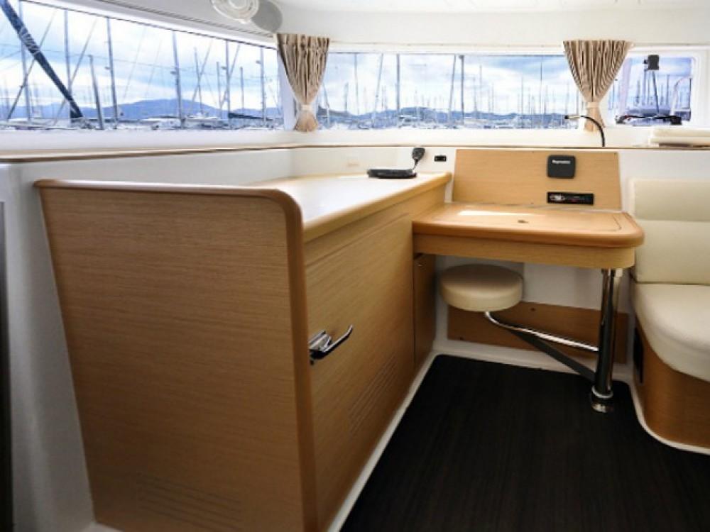 Yacht-Charter in Marmaris - Lagoon Lagoon 421 auf SamBoat