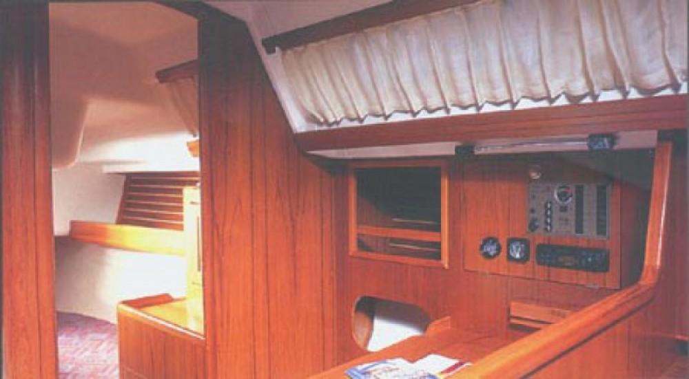 Segelboot mieten in Grad Zadar - Elan Elan 36