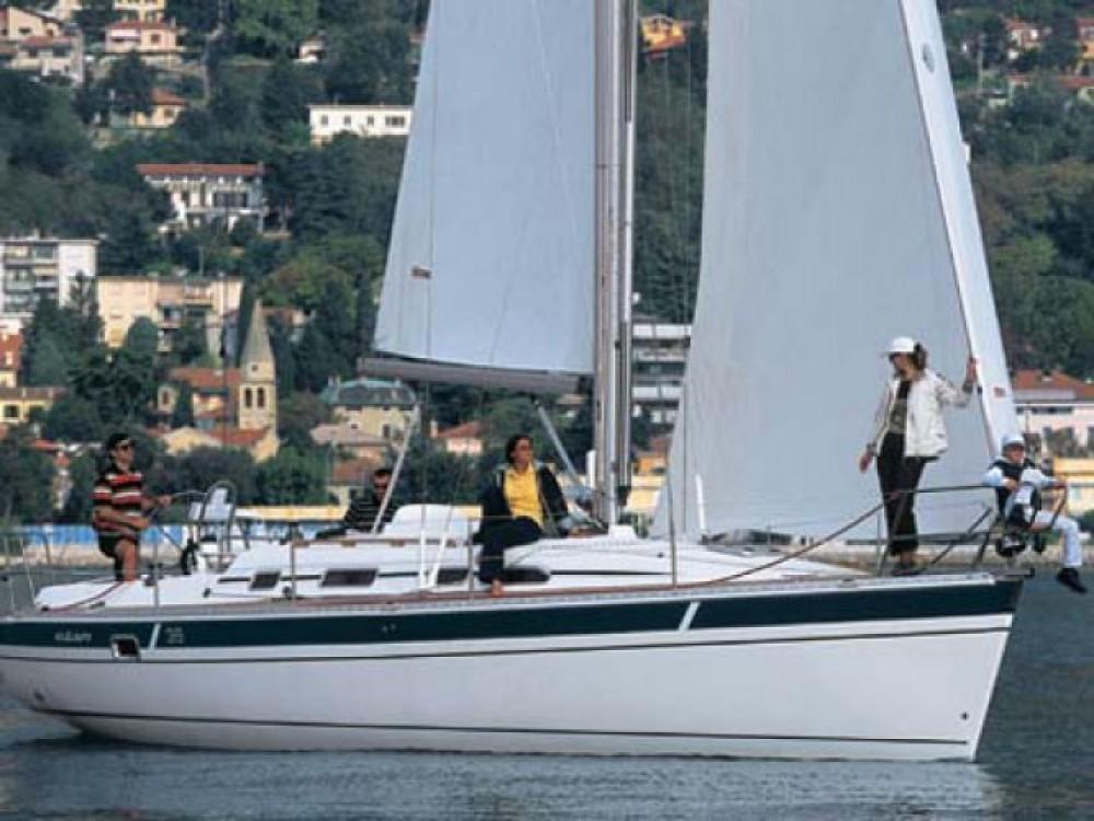 Yacht-Charter in Grad Zadar - Elan Elan 36 auf SamBoat