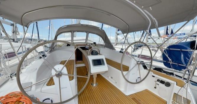 Ein Bavaria Cruiser 37 mieten in Biograd na Moru