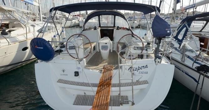 Segelboot mieten in Biograd na Moru - Jeanneau Sun Odyssey 42i