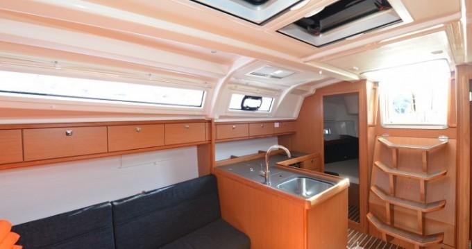 Segelboot mieten in Biograd na Moru - Bavaria Cruiser 37