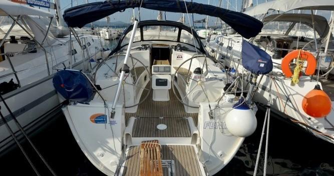 Bavaria Bavaria 40 Cruiser zwischen Privatpersonen und professionellem Anbieter Pirovac