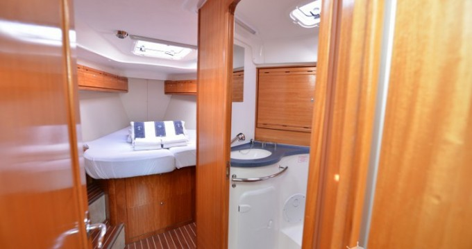 Segelboot mieten in Pirovac - Bavaria Bavaria 40 Cruiser