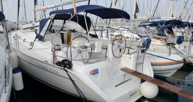 Ein Bénéteau Cyclades 43.4 mieten in Biograd na Moru