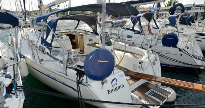 Bootsverleih Bavaria Bavaria 38 Cruiser Biograd na Moru Samboat