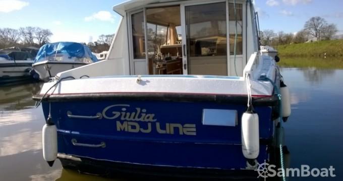 Yacht-Charter in Messac - Bounty-Boats Buccaneer 27 S auf SamBoat