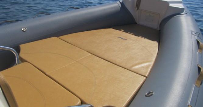 Bootsverleih Joker Boat Clubman 23 Hyères Samboat