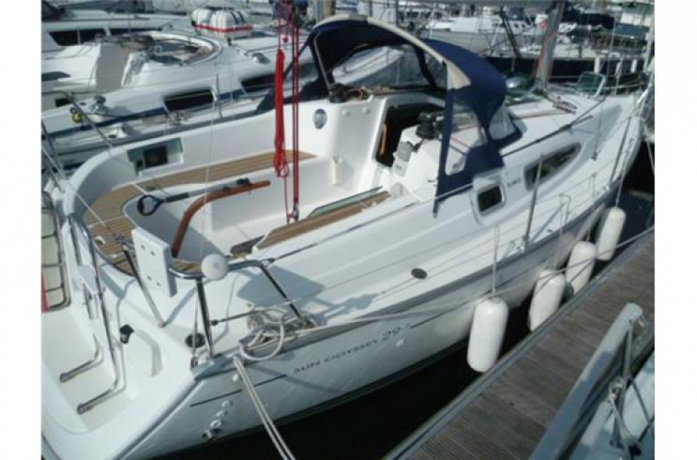 Segelboot mit oder ohne Skipper Jeanneau mieten in Arzon
