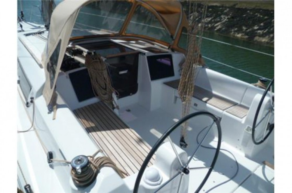 Segelboot mieten in Arzon - Dufour 310