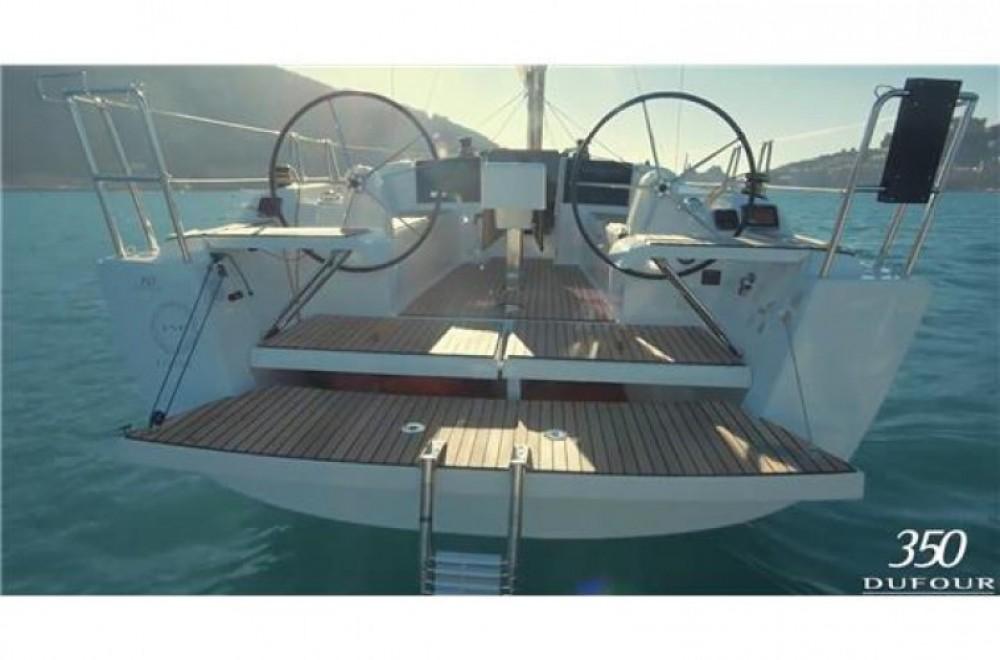 Bootsverleih Dufour Dufour 360 Grand Large Arzon Samboat