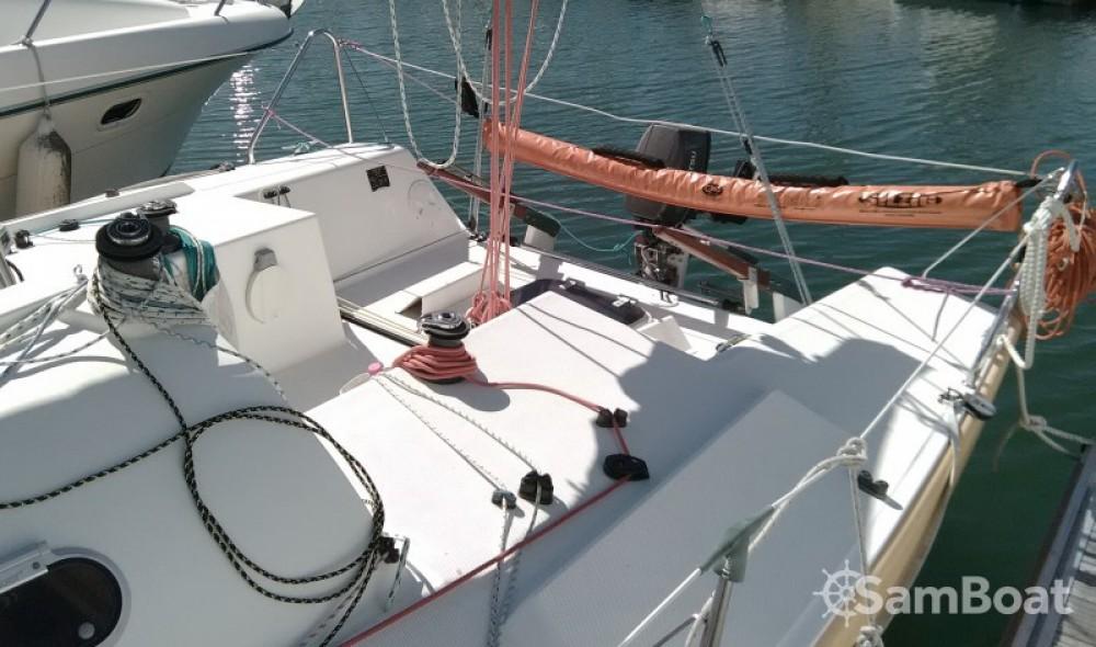 Segelboot mit oder ohne Skipper Gl-Composite mieten in Arzon