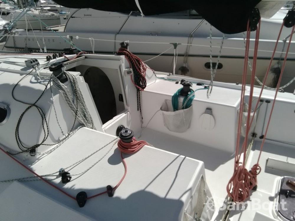 Segelboot mieten in Arzon - Gl-Composite DJANGO 75 Quillard