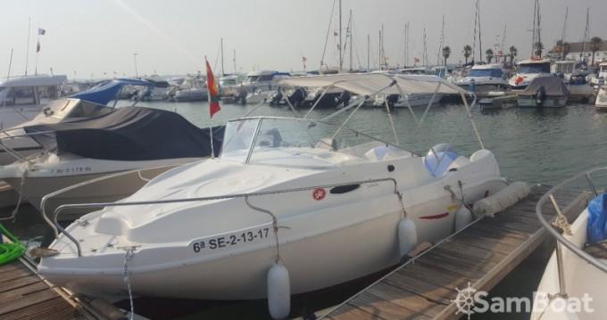 Bootsverleih Lema Expression Isla Cristina Samboat