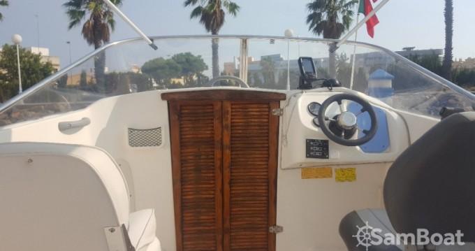 Vermietung Motorboot Lema mit Führerschein