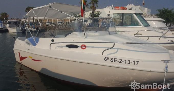 Yacht-Charter in Isla Cristina - Lema Expression auf SamBoat