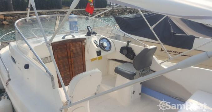Motorboot mit oder ohne Skipper Lema mieten in Isla Cristina