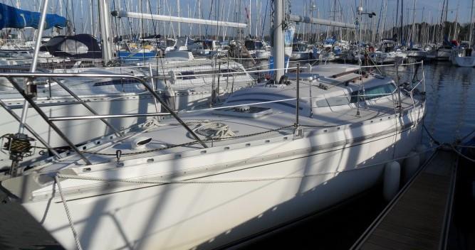 Segelboot mieten in Arzal - Jeanneau Aquila