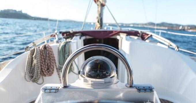 Segelboot mieten in Ibiza Town - Bénéteau Oceanis 311 Clipper