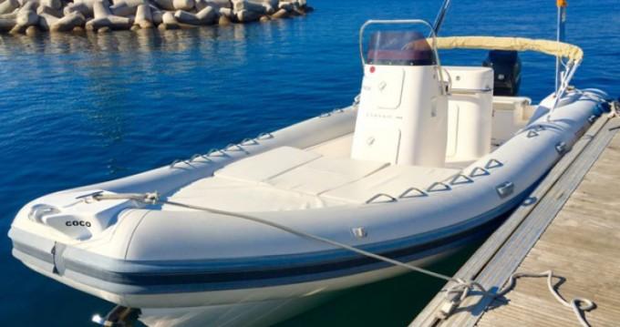 Schlauchboot mit oder ohne Skipper Nuova Jolly mieten in Bormes-les-Mimosas