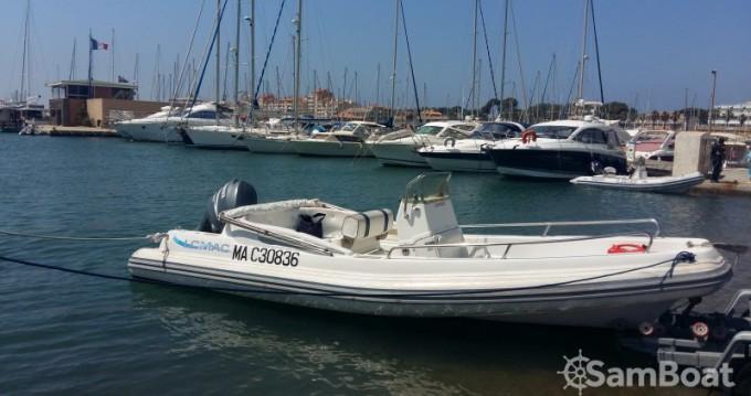 Schlauchboot mit oder ohne Skipper Lomac mieten in Hyères