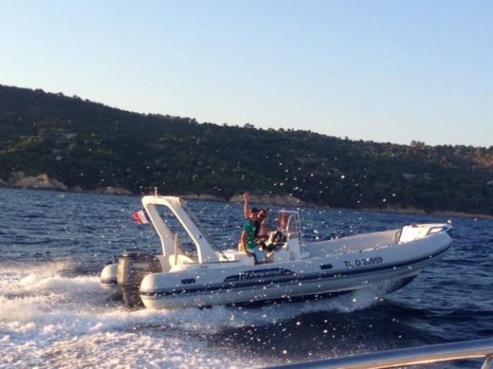 Yacht-Charter in Saint-Raphaël - Capelli Tempest 750 auf SamBoat