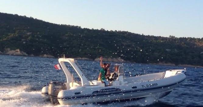 Schlauchboot mieten in Saint-Raphaël zum besten Preis