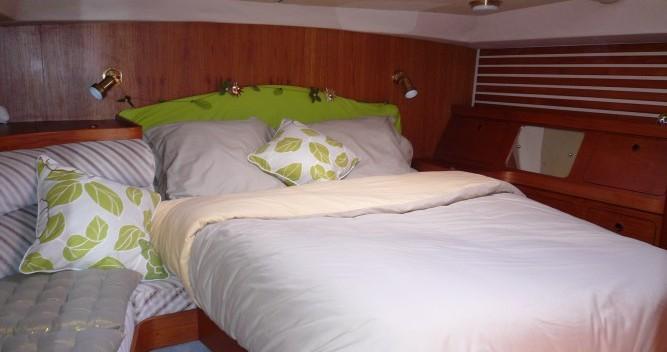 Segelboot mieten in Gruissan - Moody 422cc