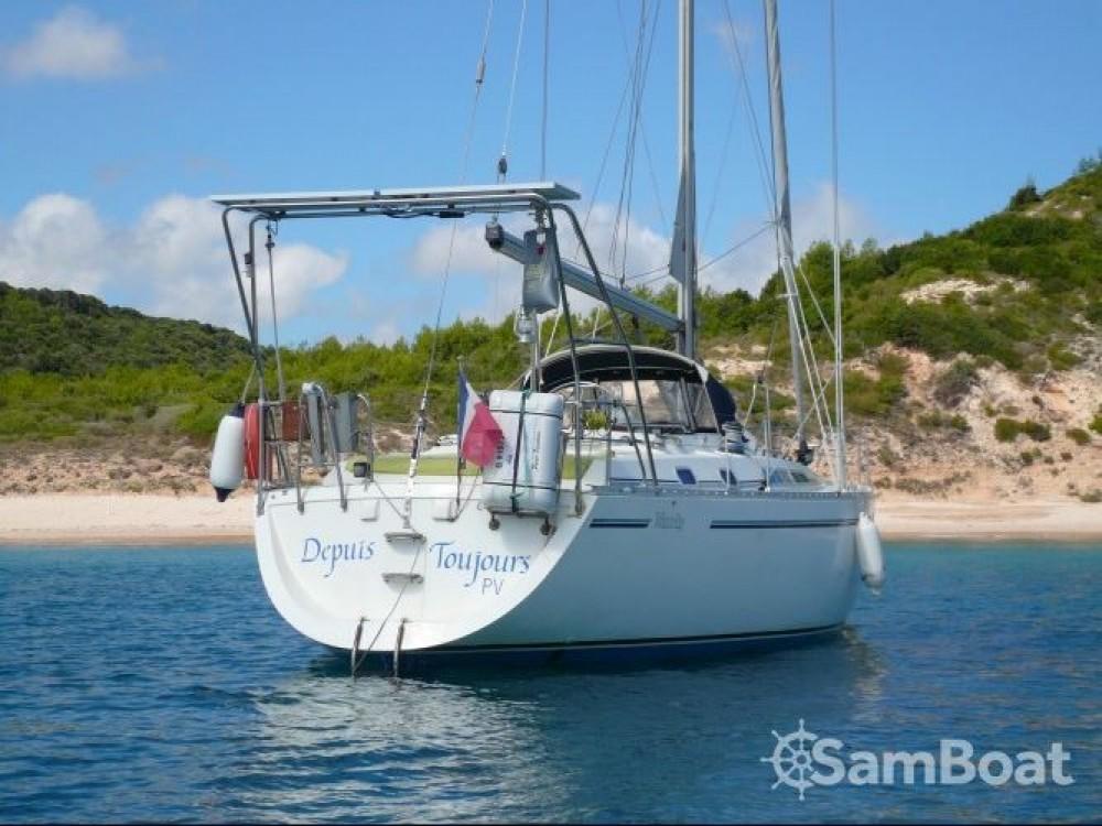 Bootsverleih Moody 422cc Gruissan Samboat
