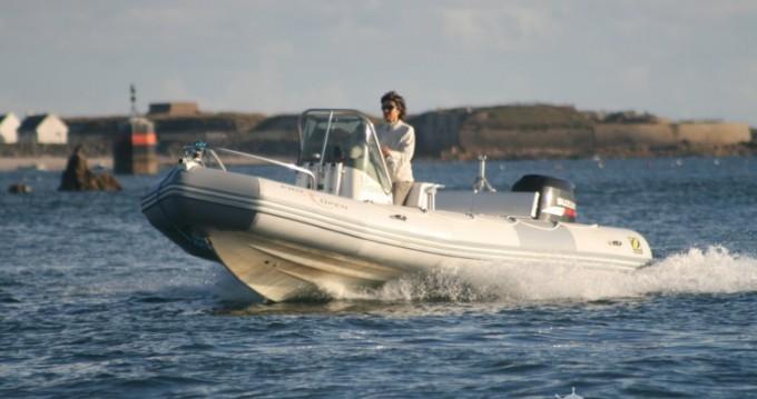 Schlauchboot mieten in Port-Louis - Zodiac Pro Open