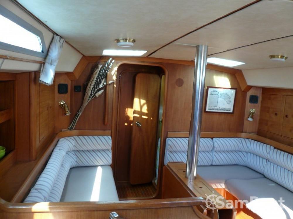 Yacht-Charter in Gruissan - Moody 422cc auf SamBoat