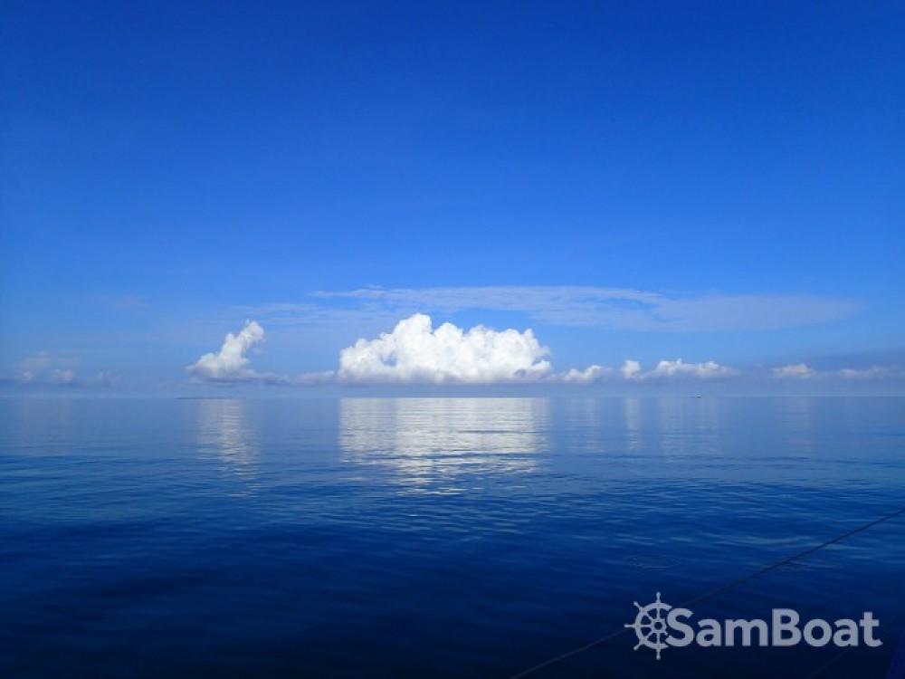 Segelboot mit oder ohne Skipper Moody mieten in Gruissan