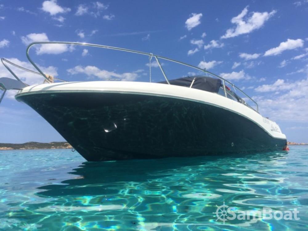 Motorboot mit oder ohne Skipper Jeanneau mieten in Saint-Raphaël