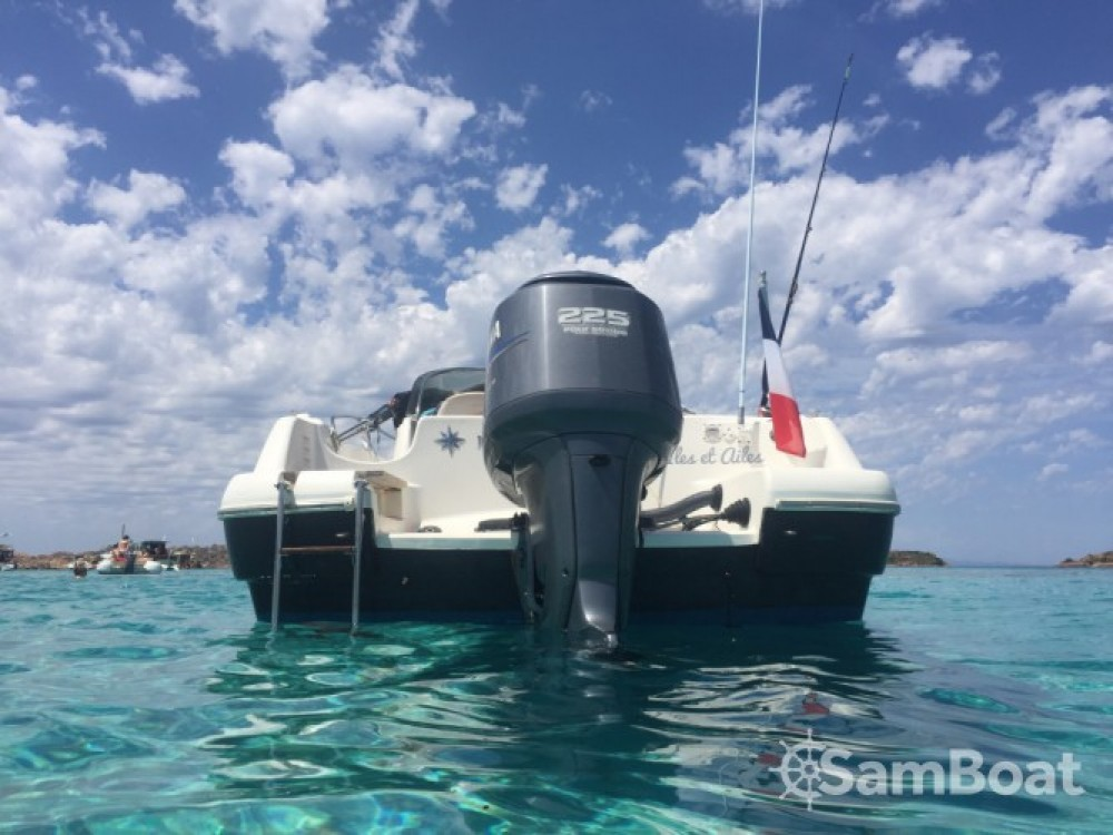 Motorboot mieten in Saint-Raphaël - Jeanneau Cap Camarat 755 WA
