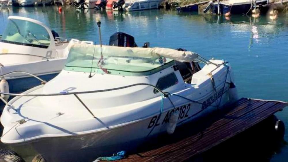Motorboot mit oder ohne Skipper Quicksilver mieten in Narbonne