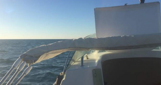 Yacht-Charter in Narbonne - Quicksilver Quicksilver 435 Open auf SamBoat