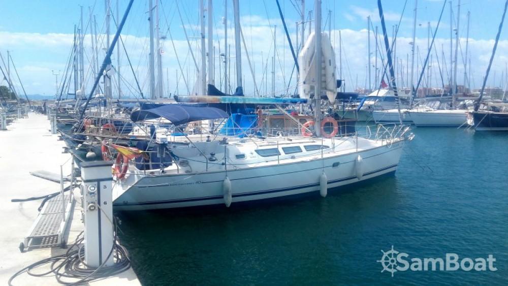 Segelboot mit oder ohne Skipper Jeanneau mieten in Valencia