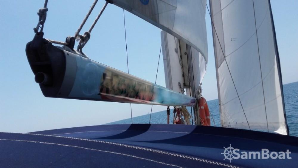 Yacht-Charter in Valencia - Jeanneau Sun Oddissey auf SamBoat