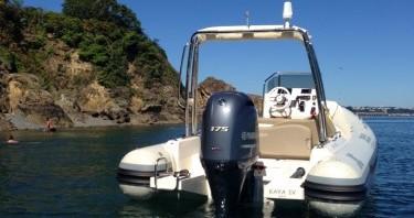 Schlauchboot mit oder ohne Skipper Joker Boat mieten in Brest