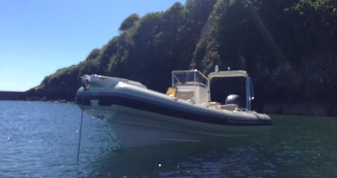 Schlauchboot mieten in Brest - Joker Boat Clubman 22