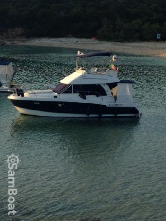 Motorboot mieten in  - Bénéteau Antares 980