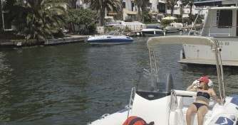 Schlauchboot mieten in Carnac - Marsea Marsea CM 100