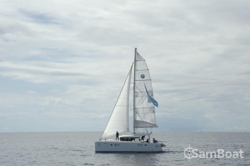 Bootsverleih Split günstig Lagoon 39