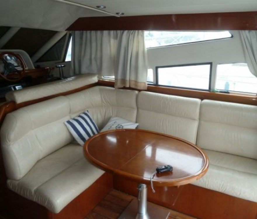 Yacht-Charter in Les Roches-de-Condrieu - Arcoa 1107 Yacht flybrige auf SamBoat